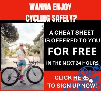Free Safety Bike Gear Cheat Sheet! | Cycling Safely Under COVID-19